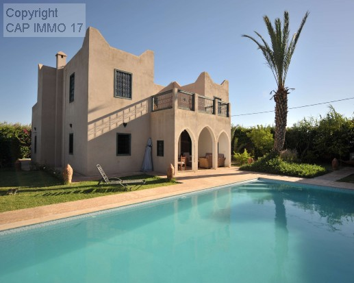 location prestige Marrakech 7 pieces, 185m